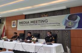 Skema Tarif dan Penyelundupan Tekan Penerimaan Bea Cukai Riau