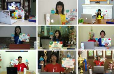 9 Gambar Mobil Impian Karya Anak Indonesia di Kirim ke Jepang