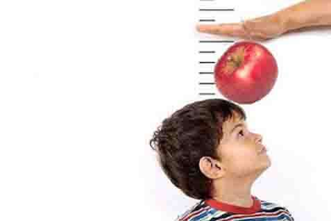 Stunting bisa dicegah, dengan memberikan makanan bergizi kepada anak. - ilustrasi