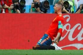 Prediksi Spanyol vs Jerman, Ramos Ingin Terus Perkuat…