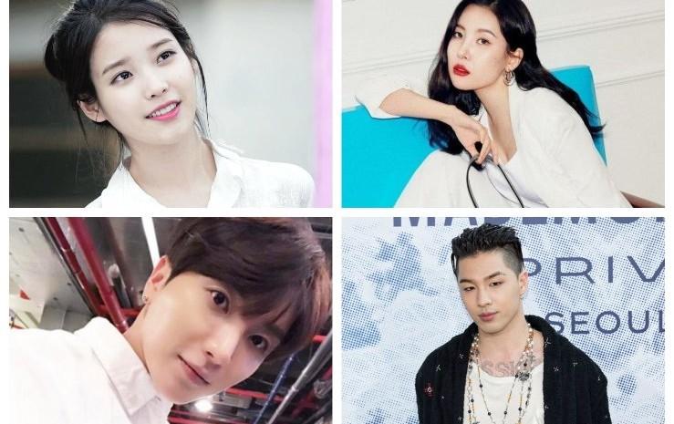 Beberapa artis Korea yang memiliki kisah masa lalu keluarga yang kelam.