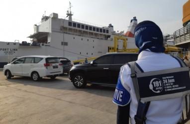 Trafik Darat Sumatera-Jawa Naik 40 Persen, Menteri BUMN Dorong Digitalisasi Layanan Ferry