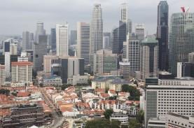 Penjualan Rumah Swasta di Pasar Primer Singapura Anjlok
