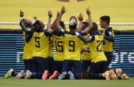Hasil Pra-Piala Dunia 2022 : Ekuador Lumat Kolombia, Venezuela Menang