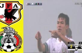 Pelajaran dari Meksiko, Jepang Menyerah 0–2 di Austria