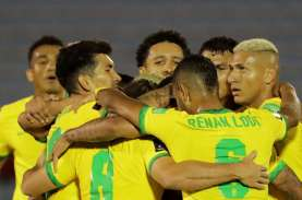 Hasil Pra-Piala Dunia: Brasil Sikat Uruguay, Paraguay…
