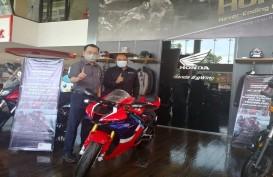 Supersport CBR1000RR-R Fireblade Meluncur di Jatim, Hanya Satu di Indonesia