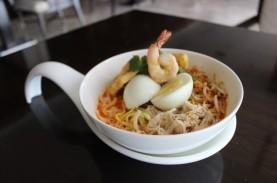 Kuliner Khas Singapura di PO Hotel Semarang