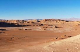 Penemuan Mikroba di Gurun Atacama, Dukung Kehidupan di Planet Mars