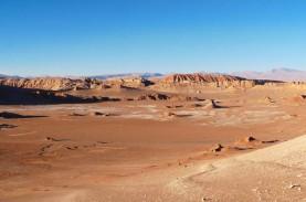 Penemuan Mikroba di Gurun Atacama, Dukung Kehidupan…