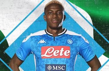Jadwal Napoli vs Milan, Partenopei Kehilangan Victor Osimhen