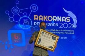 Kemendikbud Raih Indonesia Government Procurement…