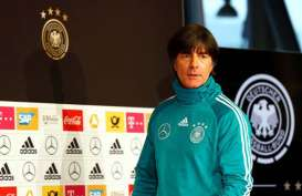 Bierhoff Pastikan Loew Tetap Pelatih Jerman