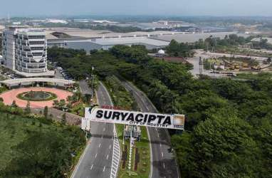Surya Semesta (SSIA) Fokus ke Subang Smartpolitan, Siap Bikin TOD