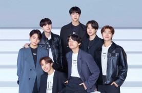 ARMY Pasti Bangga, BTS Kantongi Sertifikat Platinum…