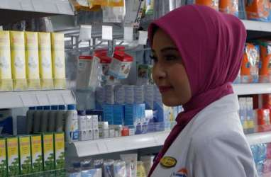 Kimia Farma Bakal Lanjutkan Kinerja Positif Tahun Depan