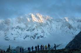 Bukan Everest, Ini Gunung Tersulit Didaki