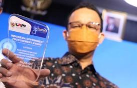 Anies Berjaya, DKI Raih Government Procurement Award dari LKPP RI