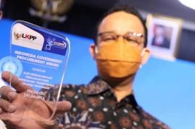 Anies Berjaya, DKI Raih Government Procurement Award…