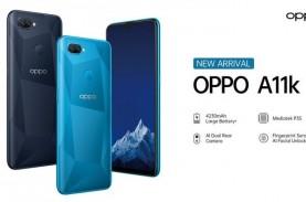 Yuk Intip A11k, Smartphone Murah Terbaru dari Oppo