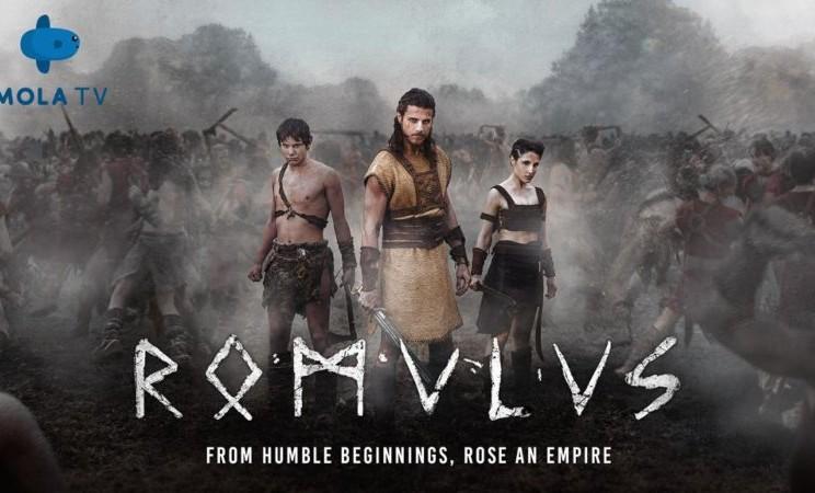 Film Romulus tayang di Mola TV. - ilustrasi