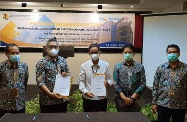 Wika Gedung (WEGE) Raih Kontrak RS Rp132 Miliar di Makassar