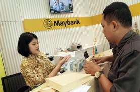 Uang Nasabah Maybank di Solo Raib Rp72 Juta, Begini…