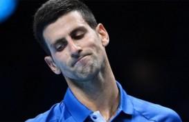 Hasil ATP Finals : Setelah Nadal, Giliran Djokovic Terjungkal