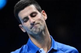 Hasil ATP Finals : Setelah Nadal, Giliran Djokovic…