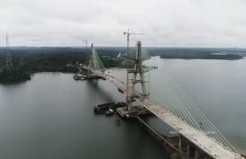 Akselerasi Pembangunan PPU Seiring Selesainya Pembangunan Jembatan Pulau Balang