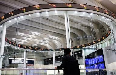 Kasus Positif Covid-19 Kian Menjulang, Bursa Asia Lesu