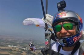 Manusia Jet yang Sempat Viral, Vince Reppet Meninggal…