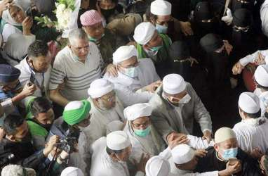 Ombudsman Soroti Potensi Pidana Kerumunan saat Rizieq Shihab Tiba di Soekarno-Hatta