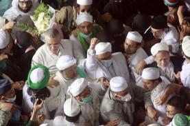 Massa Ramai saat Penjemputan Rizieq, DPP FPI: Kami…