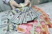 Kurs Jisdor Sentuh Rp14.167 per Dolar AS
