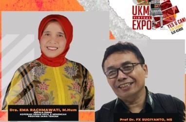 UKM Virtual Expo Perkenalkan Produk Fesyen Unggulan Jateng