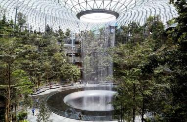 Jewel Bandara Changi Singapura Tawarkan Staycation, Berminat?