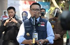 Ridwan Kamil Jelaskan Perbedaan Hierarki Penegakan Prokes di Jabar dan DKI