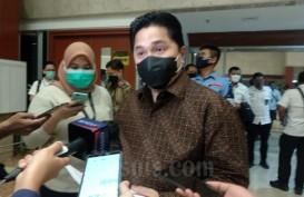 Erick Thohir Bongkar BUMN Pangan hingga Ambisi Caplok Tambang Garam Luar Negeri