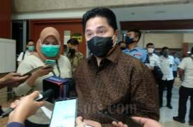 Erick Thohir Bongkar BUMN Pangan hingga Ambisi Caplok…