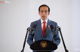 Jokowi Pamer UU Cipta Kerja di APEC CEO Dialogues…