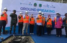 WJIS 2020: Groundbreaking Dimulai, Bandara Kertajati Dilengkapi Hotel Berbintang dan MICE