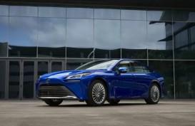 Toyota Mirai Terbaru Dilengkapi Paket SafetySense2.5+