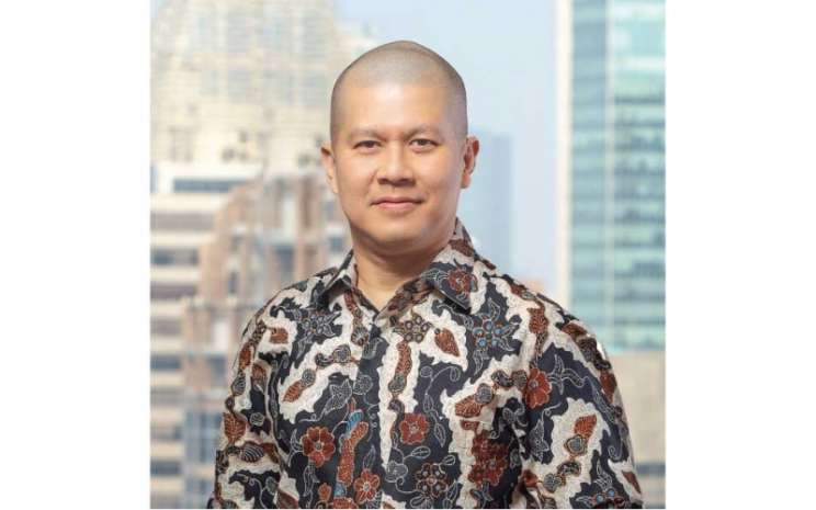 Direktur Utama PT Indosterling Optima Investa (IOI) Sean William Henley, istimewa