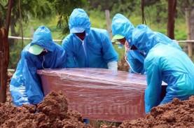 Jatim Laporkan Kasus Kematian Pasien Covid-19 Tertinggi…
