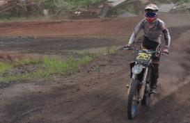 Hidden Valley Track, Lintasan Motocross di Bekas Pabrik Baja