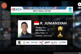 Rizky Juniansyah Dinobatkan Jadi Lifter Remaja Terbaik…