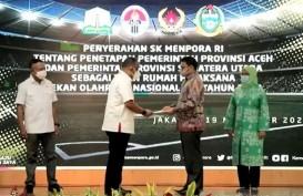 Menpora Tetapkan PON 2024 Dilaksanakan di Sumut dan Aceh