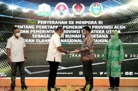 Menpora Tetapkan PON 2024 Dilaksanakan di Sumut dan…