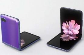 Samsung Akan Hadirkan Smartphone Galaxy Z Flip dengan…